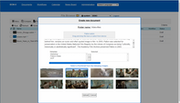 Document upload user interface