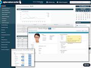 NeonCRM accounts home/dashboard screenshot