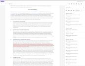 Flow: audit history