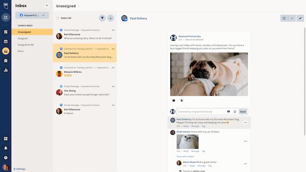 Hootsuite Customer Engagement