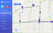 Map My Customers - Smart routing
