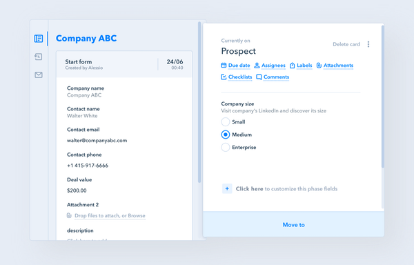 Customize workflows