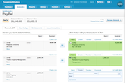 Xero bank reconciliation