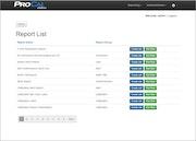 Reports list