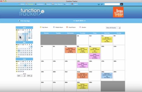 Event dates