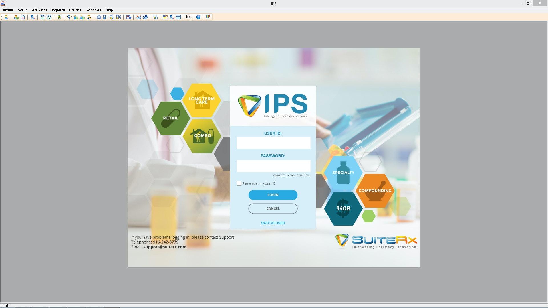 SuiteRx IPS