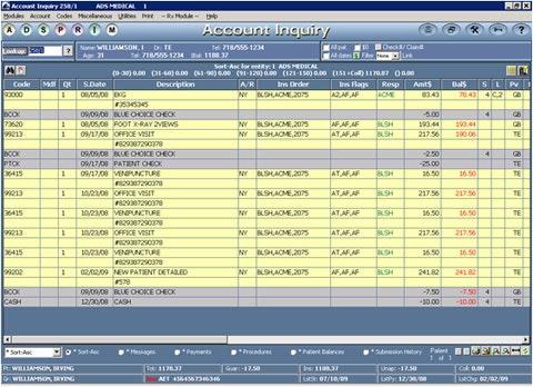 medicspremier software