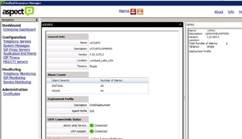 Unified resource manager