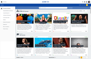 PiiQ by Cornerstone - Course library