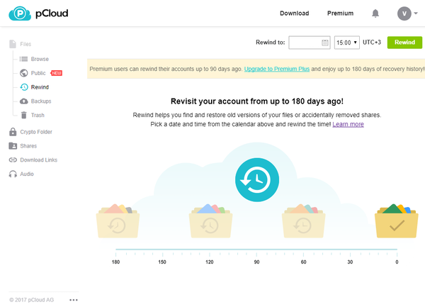 pCloud Software - 2019 Reviews, Pricing & Demo