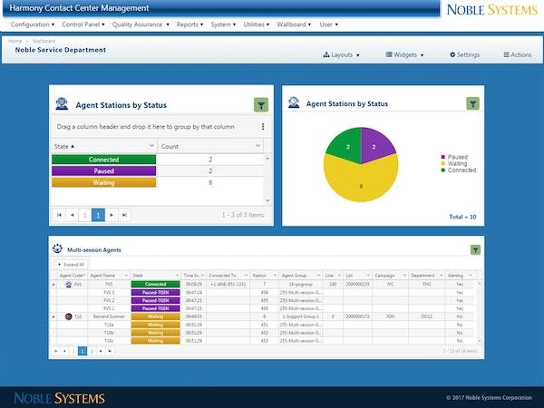 Noble Enterprise Software - 2019 Reviews, Pricing & Demo