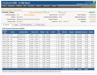 Careficient Ams Software 2019 Reviews Pricing Amp Demo