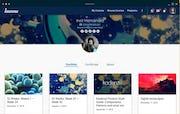 Kannu - User portfolios