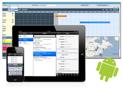Service Pro Mobile and Visual Scheduler