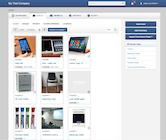 EZOfficeInventory - Thumbnail view