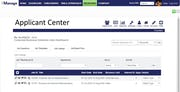 iManage by Corporate Business Solutions - Applicant Center