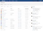 Bitbucket - Dashboard