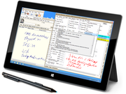 PineBelt EHR on Windows 8 surface pro