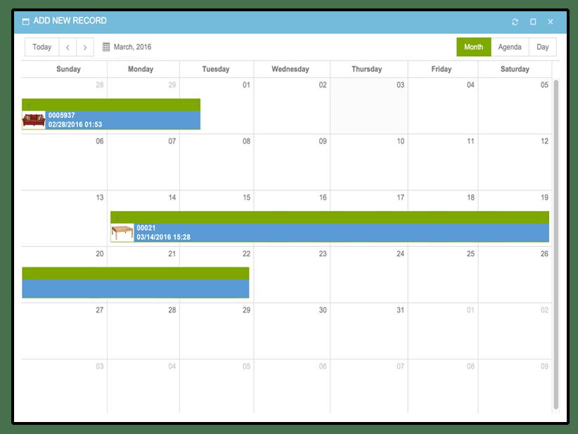 Schedule activities