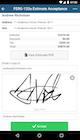Fergus - Mobile app e-signatures