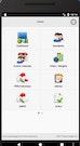 Mobile menu