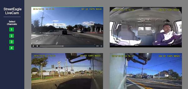 Fleet vehicle photos