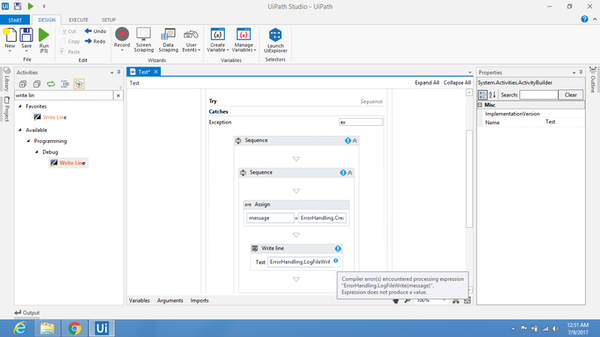 UiPath Software - 2019 Reviews, Pricing & Demo