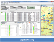Supply Chain Planning & Optimization - Logistics planning
