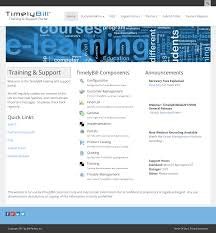 Training and Support Portal