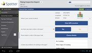 Generate inspection reports