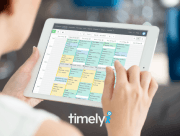 Timely - Booking on iPad