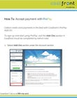Coolfront - Payments with PayPro