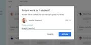 Google Classroom - Assign and grade work