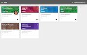 Google Classroom - Home