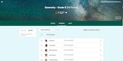 Google Classroom student list