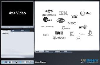 Visual media templates