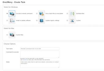 One2Many task automation