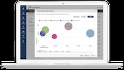 PeopleFluent LMS - Track and analyze  recruitment indicators
