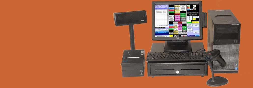 Entire POS System