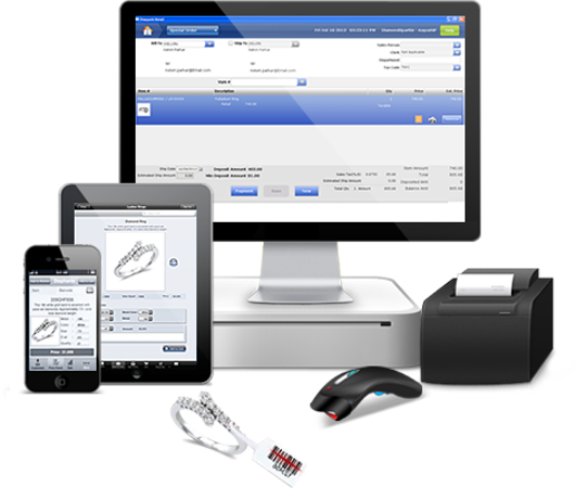 Multiple devices and hardware