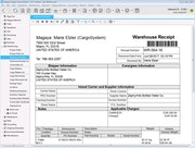 Magaya Cargo System - Warehouse receipt