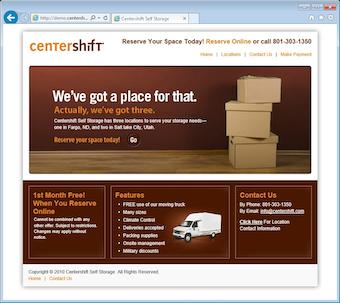 Website/eCommerce Integration