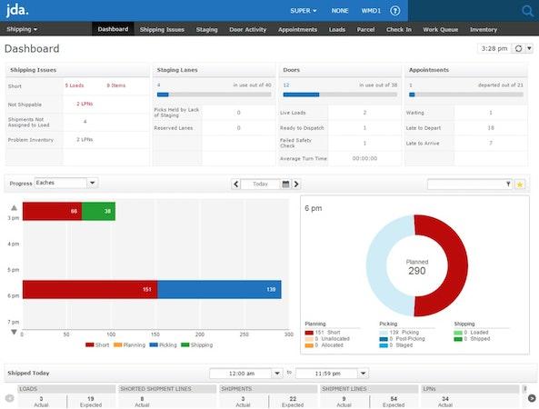 JDA Software Software - 2019 Reviews, Pricing & Demo