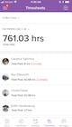 Homebase - Tracking hours