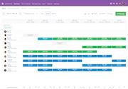 Homebase - Calendar view