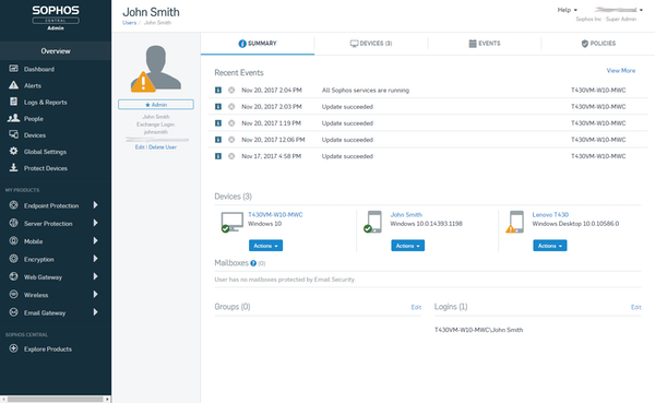Sophos Endpoint Antivirus Software - 2019 Reviews, Pricing