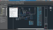 AutoCAD - Electrical plans