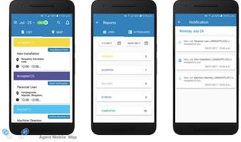 Field Agent mobile app