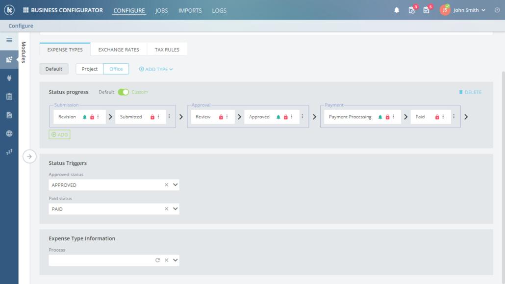 Kloudville - Workflow management
