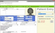 AntWorks Healthcare - Patient profile